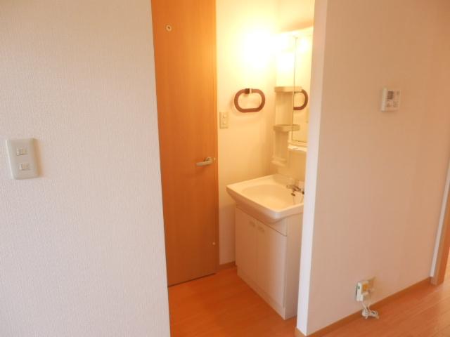 メゾン平松ラ・フォンテーヌⅠ 102号室の洗面所
