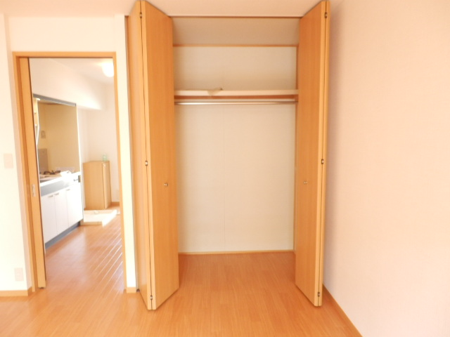 メゾン平松ラ・フォンテーヌⅠ 102号室の収納
