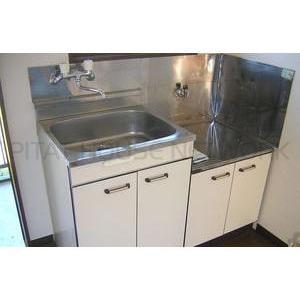 リエス駒生 2205号室のキッチン