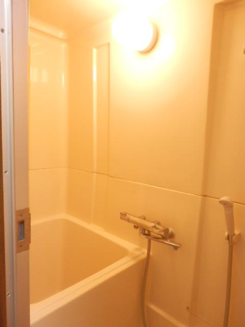 フォーシーズンズ上大曽 302号室の風呂