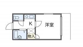 東武宇都宮レジデンス・201号室の間取り