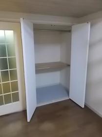 東武宇都宮レジデンス 102号室の収納