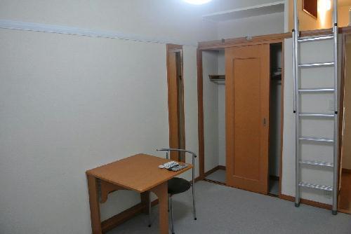レオパレスさくら 104号室のセキュリティ