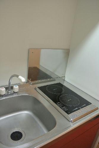 レオパレスさくら 104号室のキッチン