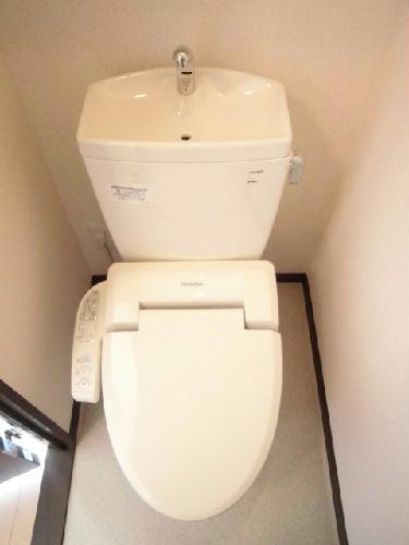 レオネクストひまわり 105号室のトイレ