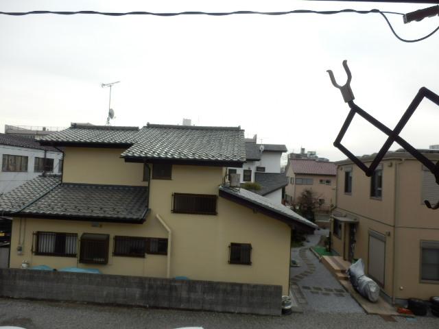 佐藤コーポ 202号室の景色