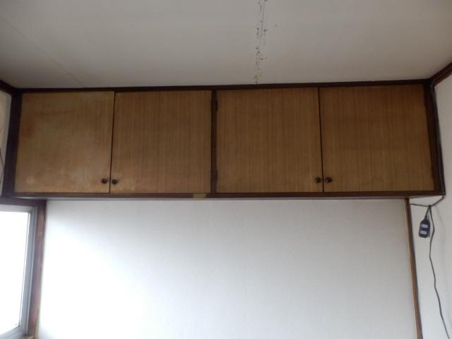 佐藤コーポ 202号室の収納