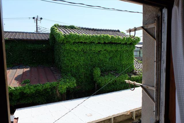 睦荘 5号室の景色