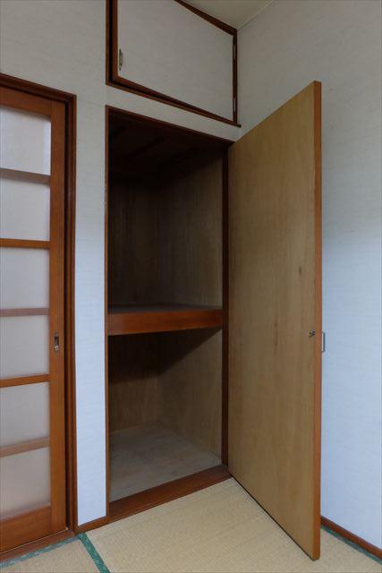 シティーペンション片柳 202号室の収納