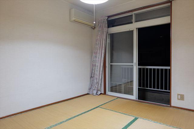 シティーペンション片柳 202号室のベッドルーム