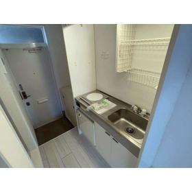 サンライズハイツ 103号室のキッチン