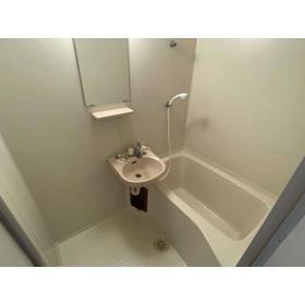サンライズハイツ 103号室の洗面所