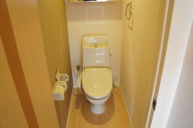 リバーサイドヴィラⅡ 201号室のトイレ