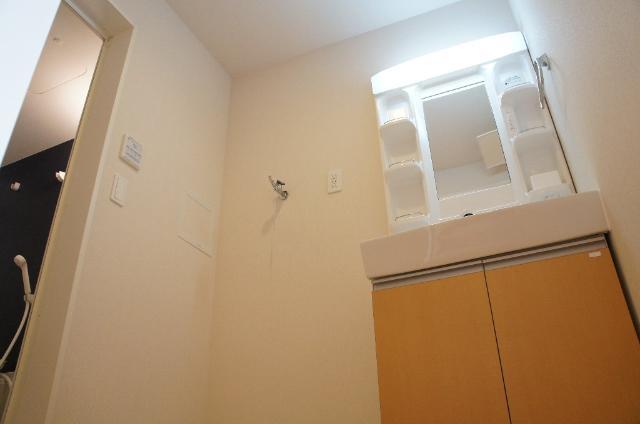 リバーサイドヴィラⅡ 201号室の洗面所