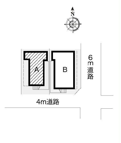 レオパレス西川田第1 101号室のその他