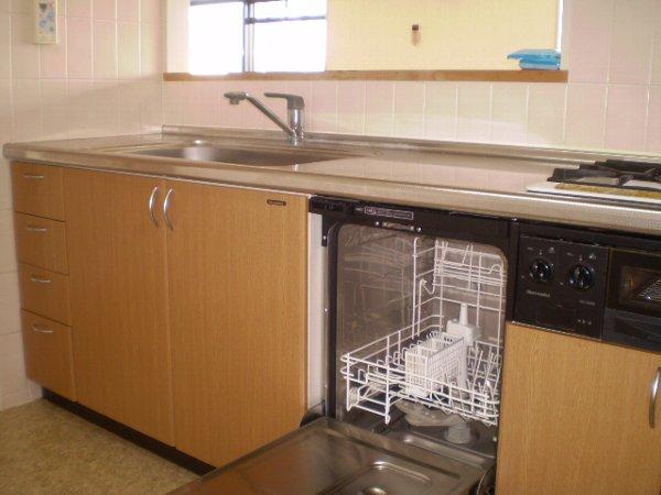 エクセレンス今泉 702号室のキッチン
