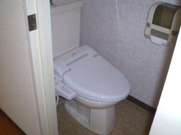 エクセレンス今泉 702号室のトイレ