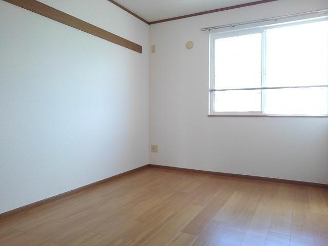 ヴィラ星の宮 02030号室のベッドルーム