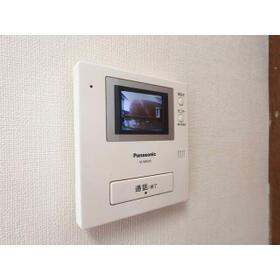 プランドール石井 旧カーサー新谷台 103号室のセキュリティ