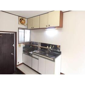 プランドール石井 旧カーサー新谷台 103号室のキッチン