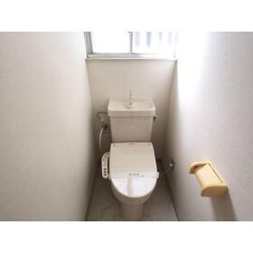 プランドール石井 旧カーサー新谷台 103号室のトイレ