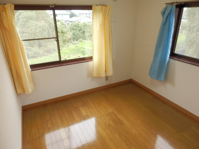 土田コーポ 201号室の居室