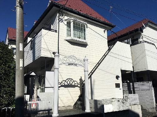 レオパレス西川田第1 102号室の外観
