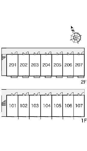 レオパレス上戸祭 202号室のその他