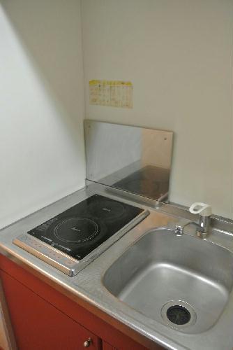 レオパレス上戸祭 202号室のキッチン