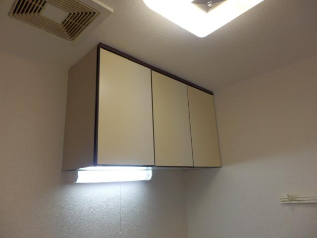 メゾンドココ 202号室のキッチン