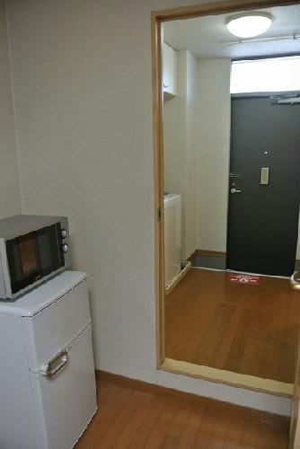 レオパレスクレイン 103号室の玄関