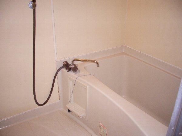 宇都宮ロイヤルハイツ 407号室の風呂