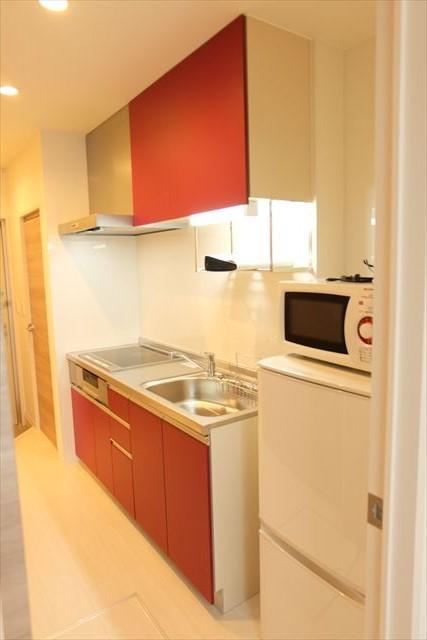 Royal Wit E 105号室のキッチン