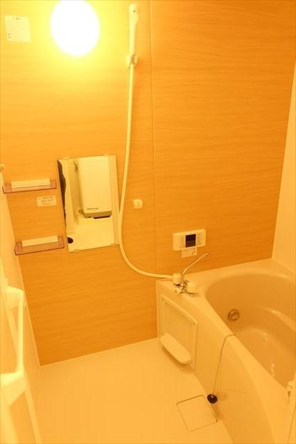 Royal Wit E 105号室の風呂