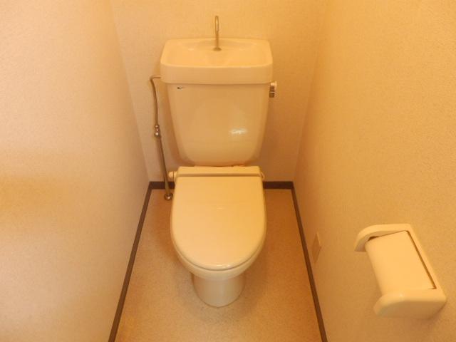 グランドォール宇都宮Ⅱ 202号室のトイレ