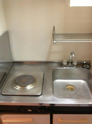 レオパレス西川田第1 202号室のトイレ