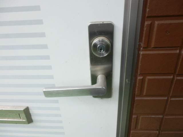KDハイツA 3号室のセキュリティ