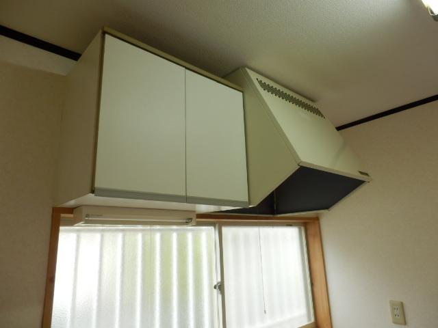 KDハイツA 3号室のキッチン