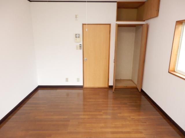 KDハイツA 3号室のリビング