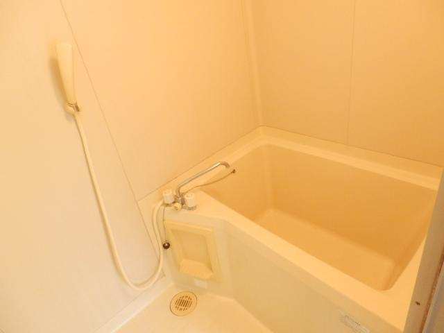 KDハイツA 3号室の風呂