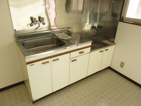 つかさコーポ 101号室のキッチン