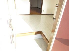 つかさコーポ 101号室の玄関