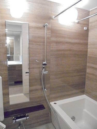 宇都宮PEAKS 309号室の風呂