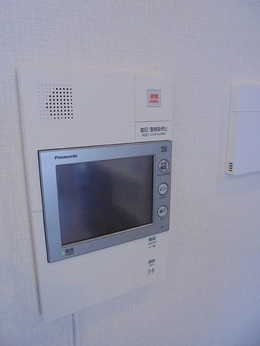 宇都宮PEAKS 309号室のセキュリティ
