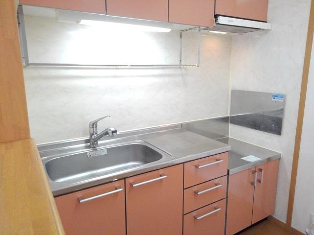 ブリーズ I 02010号室のキッチン