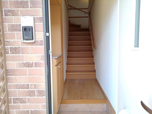ブリーズ I 02010号室の玄関