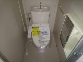 ハイツ明海 302号室のトイレ