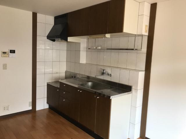 ヴァンベールⅠ 102号室のキッチン