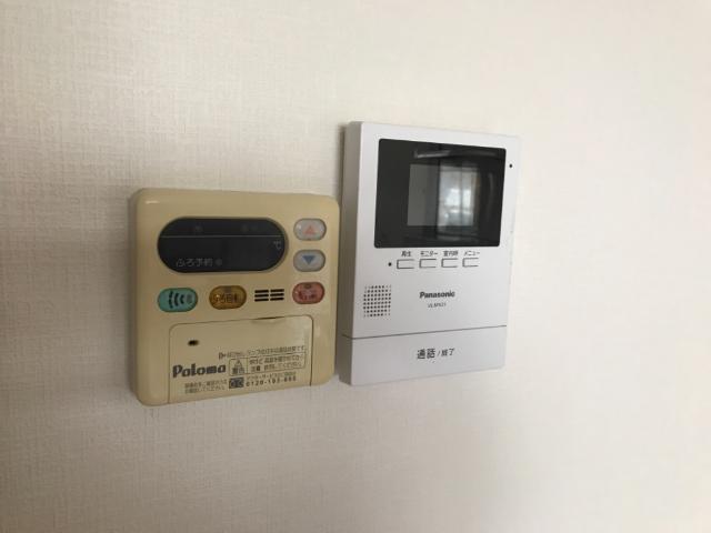 ヴァンベールⅠ 102号室のセキュリティ