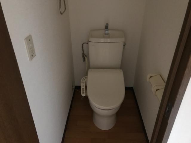 ヴァンベールⅠ 102号室のトイレ